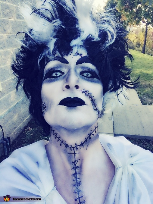 Bride of Frankenstein, Bride of Frankenstein Costume