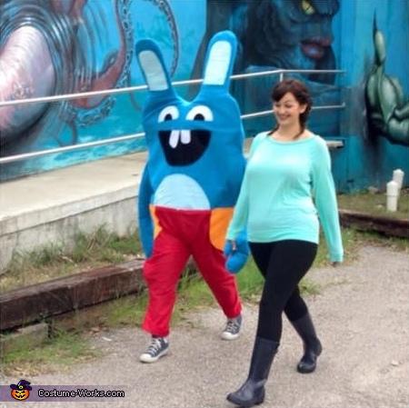 Abbi and Bingo Bronson Costume