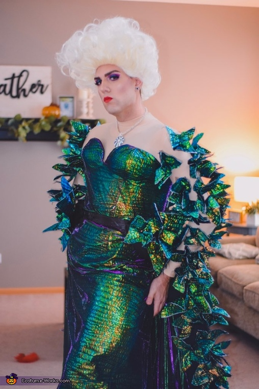 Broadway version Ursula the Sea Witch Costume
