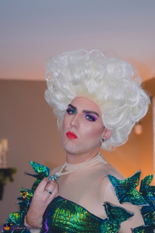 Broadway version Ursula the Sea Witch Homemade Costume