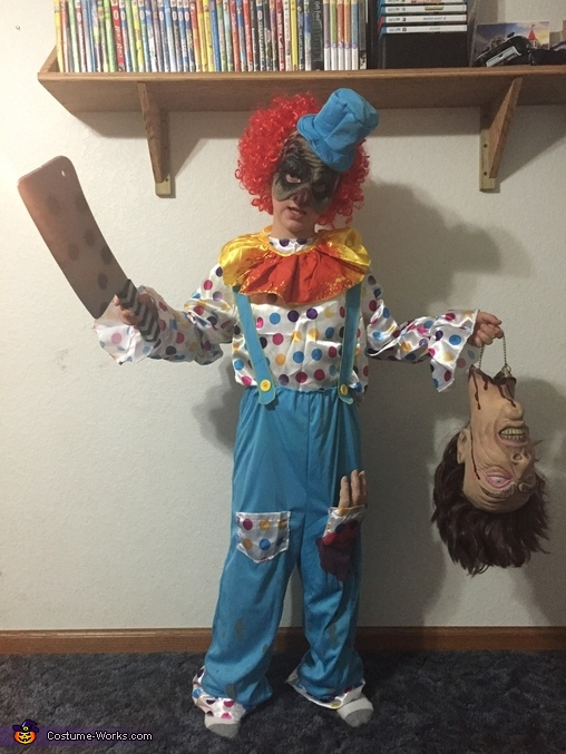 Brother Clowns Costume