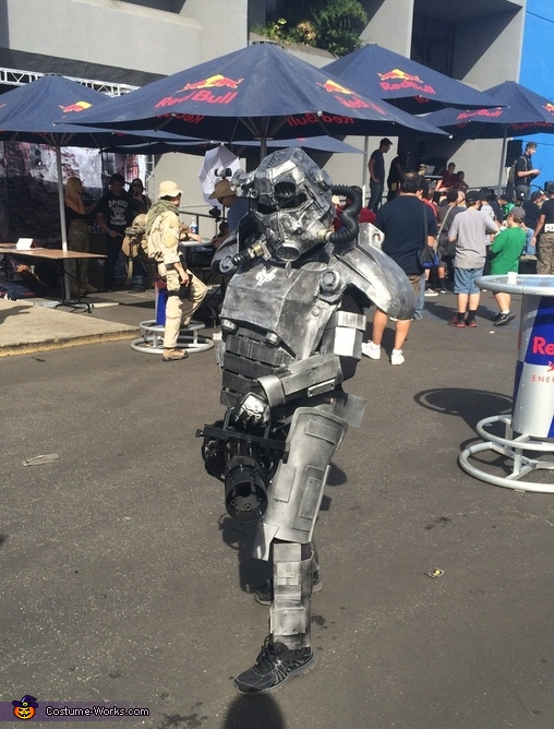 Brotherhood of Steel Knight Costume