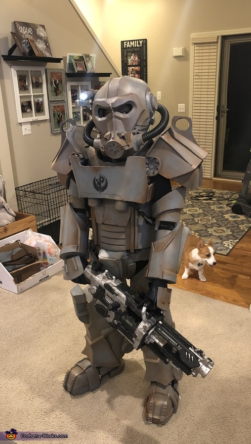 Brotherhood of Steel Power Armor Costume