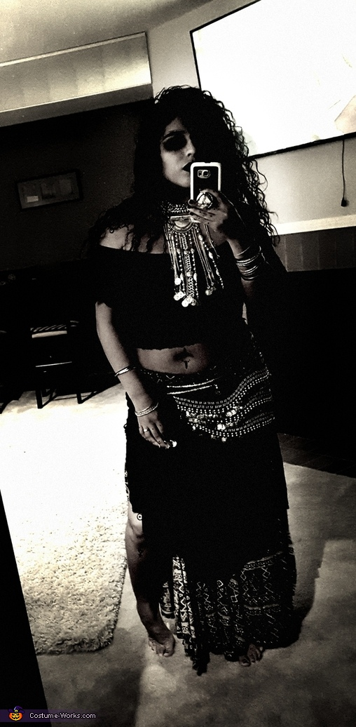 Bruja Gypsy Costume