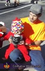 Infant Bubble Gum Machine Costume