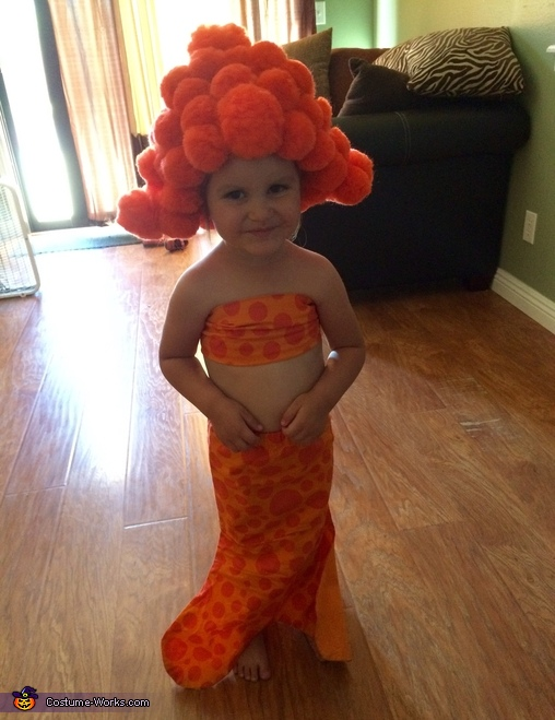 Bubble Guppies Deema Costume