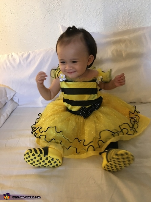 Bubbly Ella-bee Costume