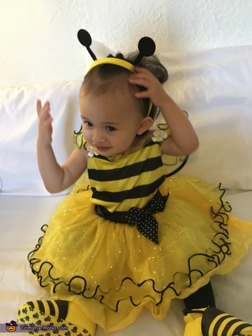 Sweet Ella-bee, Bubbly Ella-bee Costume