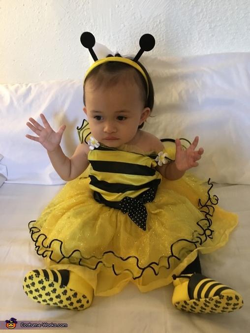 Precious bee, Bubbly Ella-bee Costume