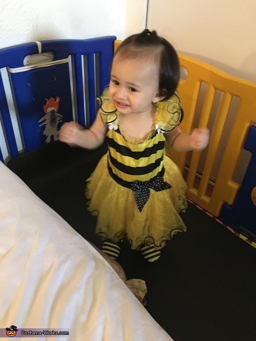 Little Ella-bee, Bubbly Ella-bee Costume