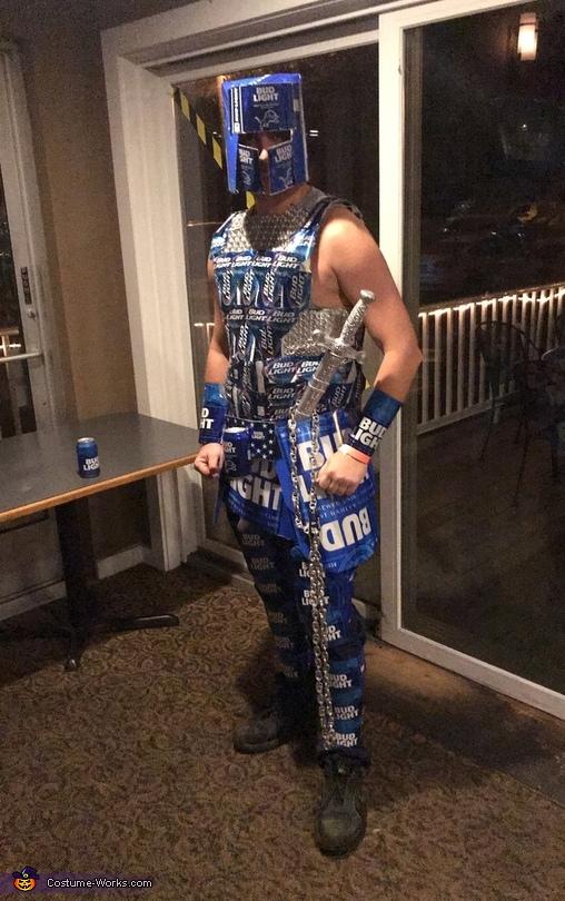 Bud Knight Costume