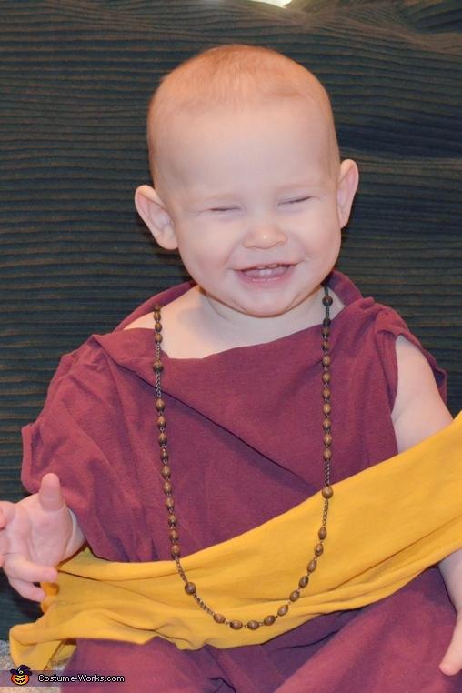 Buddha Baby Costume