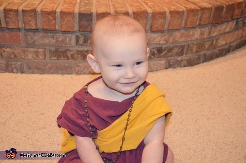 Judah Buddha, Buddha Baby Costume