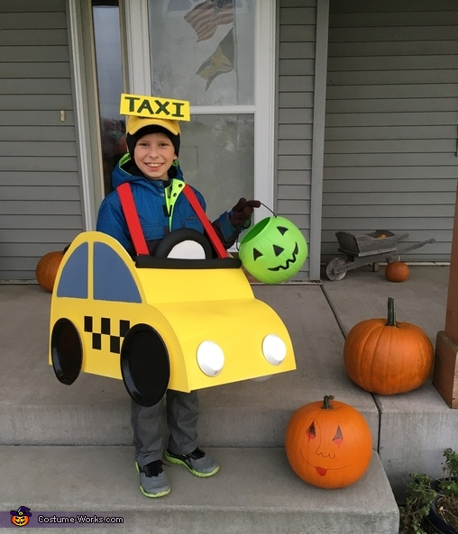 Bug Car Taxi Costume