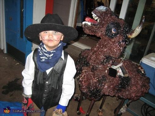 Bull rider, Bull Rider Costume