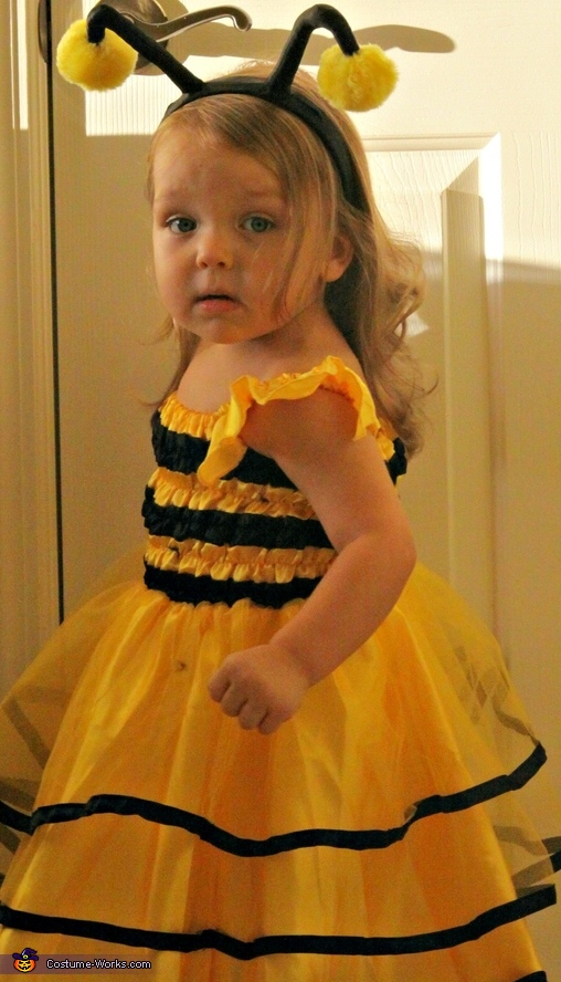 BEEautiful! Bumble Bee Costume