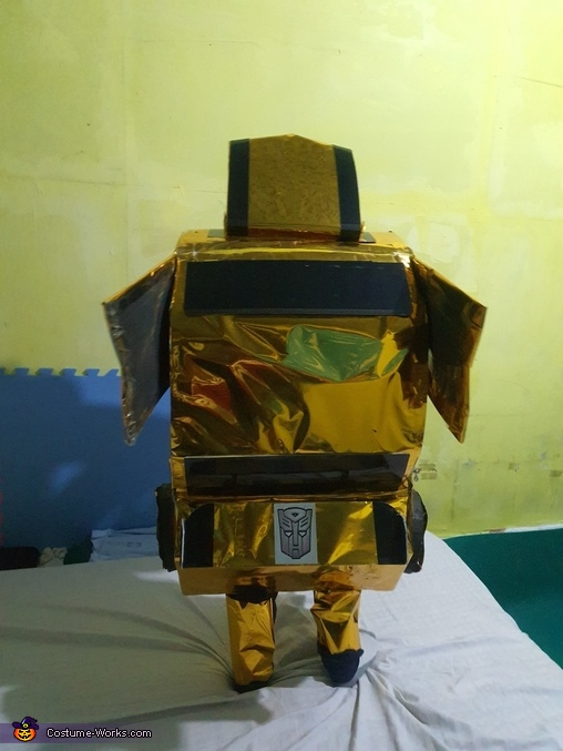 Bee Back, Bumblebee Costume