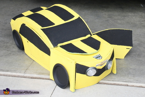 Bumblebee Costume for Boys