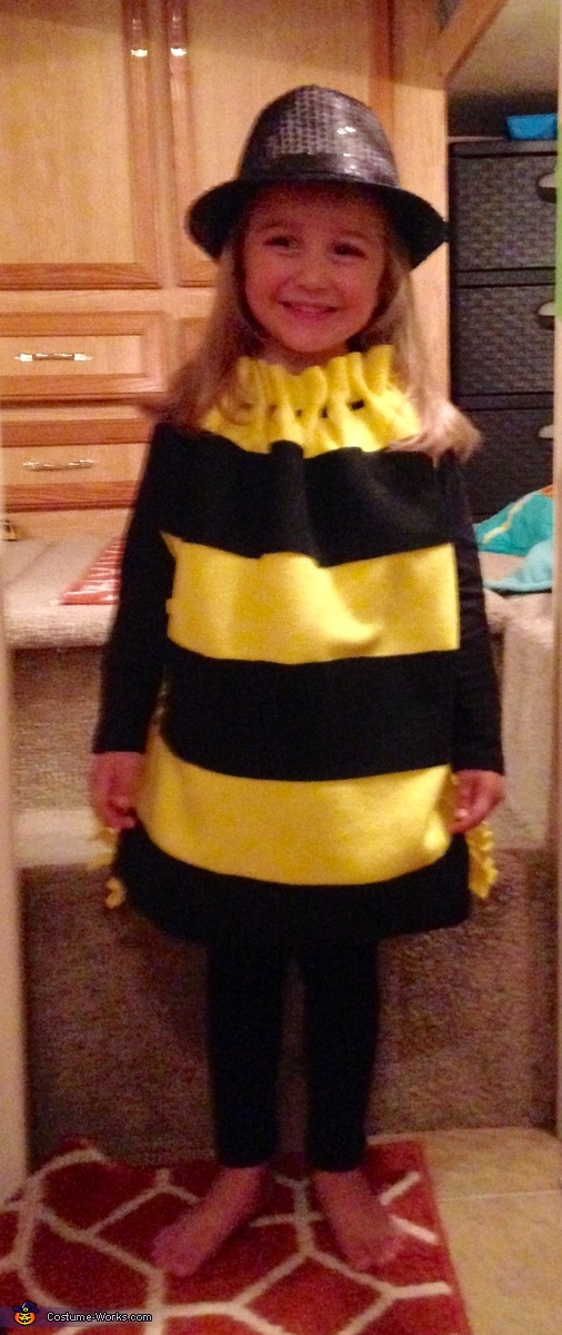 Bee Costume, Bumblebee Family Costume