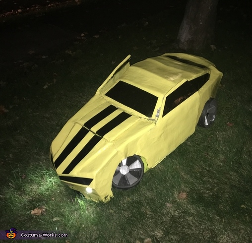 The car by night, Bumblebee Costume