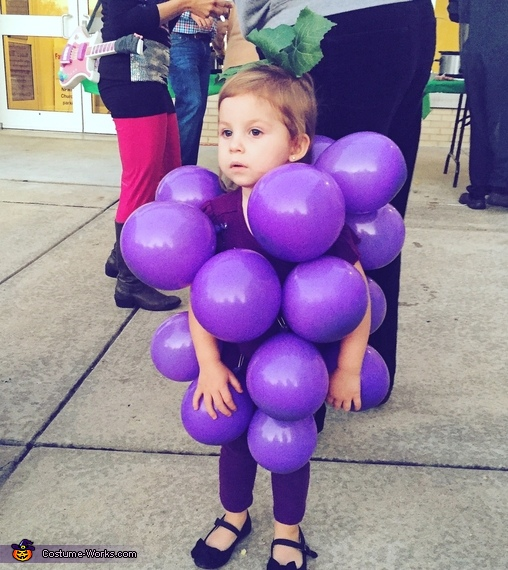 Bunch of Grapes Costume