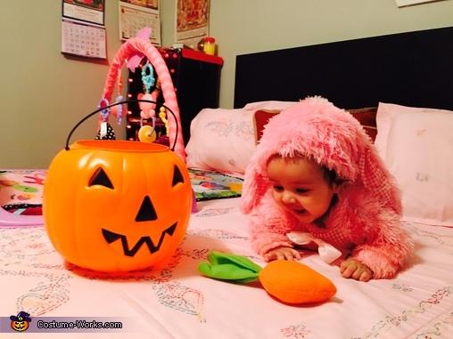 I wanna carrot!, Bunny Costume
