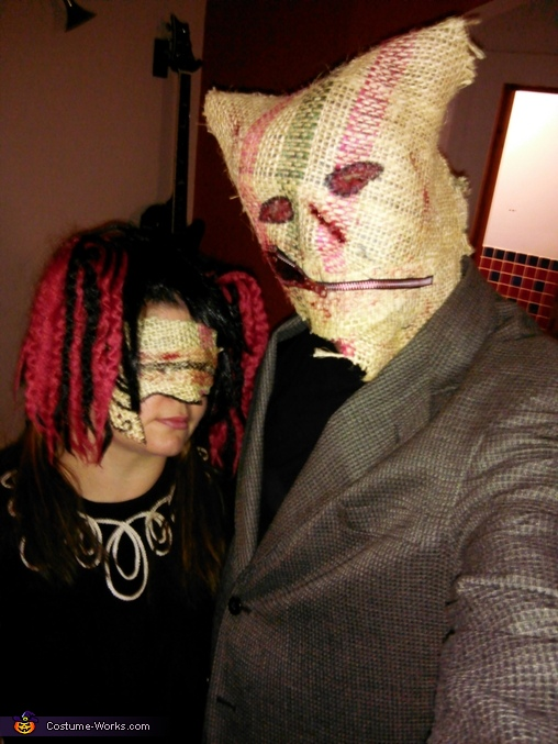 Burlap Massacre Costume