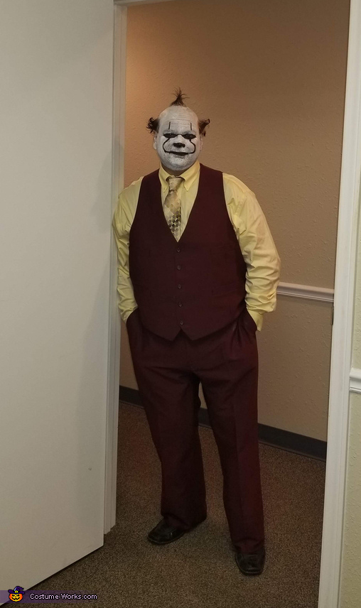 Business Clown Costume