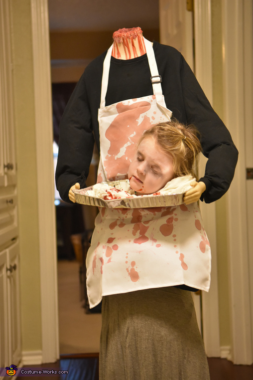 Butcher Accident Gone Wrong Costume