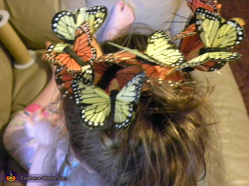 Butterfly Homemade Costume