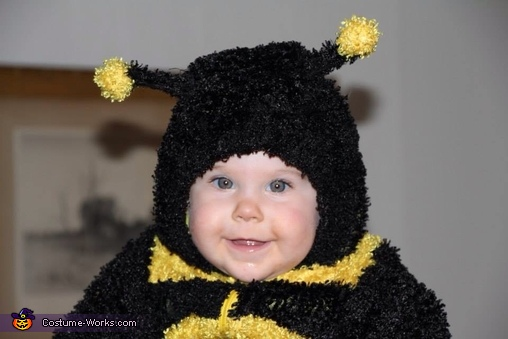 Beautiful bee, Buzzing Bumble Bee Baby Costume