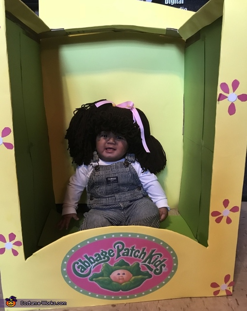 Cabbage Patch Costume