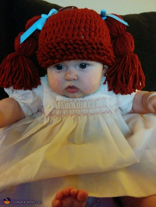 Sophia The Cabbage Patch Doll Costume