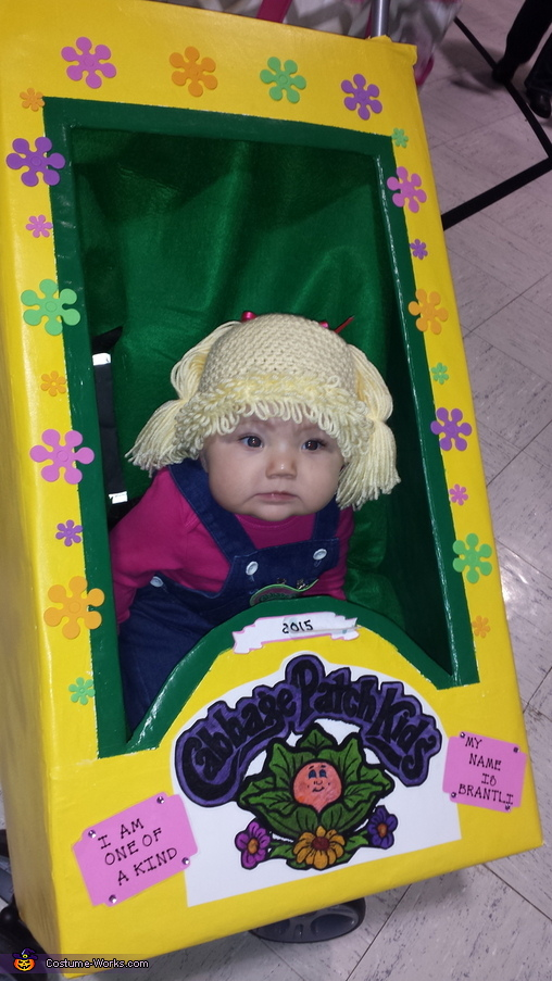 Too Cute!, Cabbage Patch Doll Costume