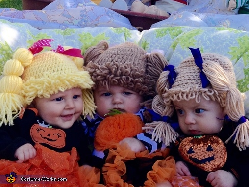 Cabbage Patch Doll Friends Costume