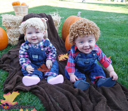 Cabbage Patch Dolls Costume