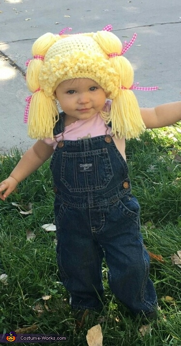 Cabbage Patch Girl Costume