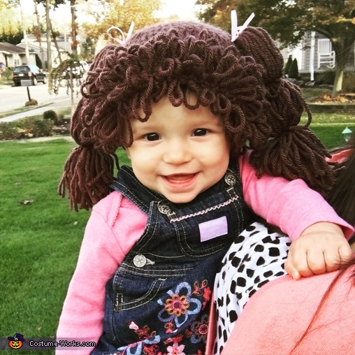 Cabbage Patch Kid (out of box), Cabbage Patch Kid Costume