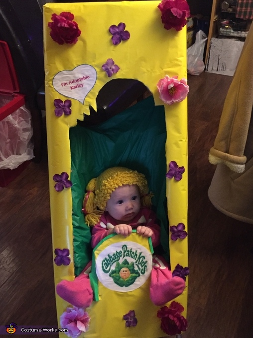 Ready for Halloween, Cabbage Patch Kid Costume