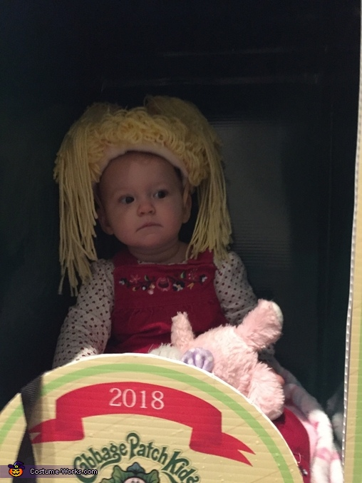 Cabbage Patch Freya, Cabbage Patch Kid Costume