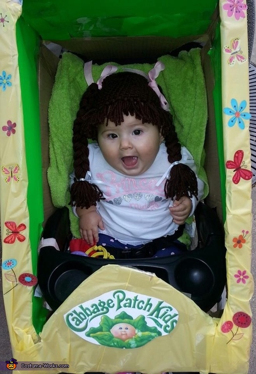 Cabbage Patch Kid Baby Costume