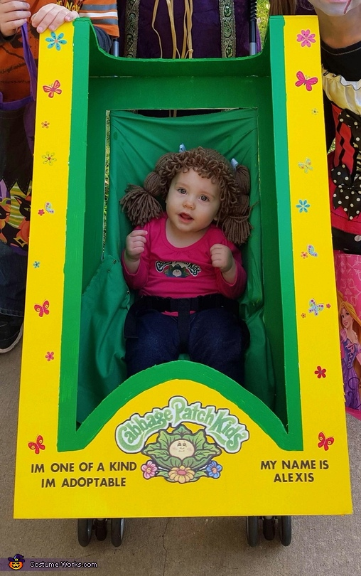 Cabbage Patch Alexis Costume