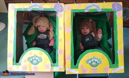 Cabbage patch, Cabbage Patch Kids Costume
