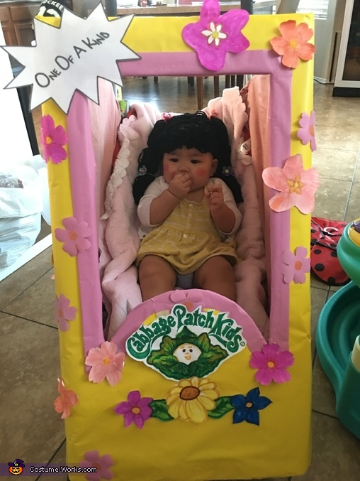 Cabbage Patch Kids Baby Halloween Costume
