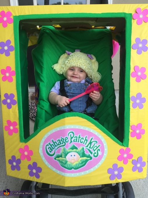 Cabbage Patch Kids Doll Costume