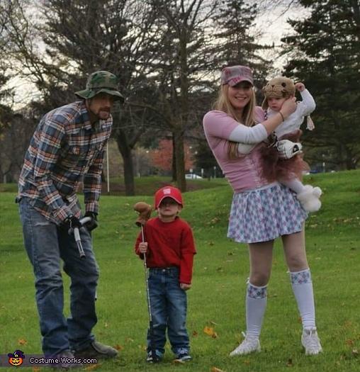 Caddyshack Family Costume