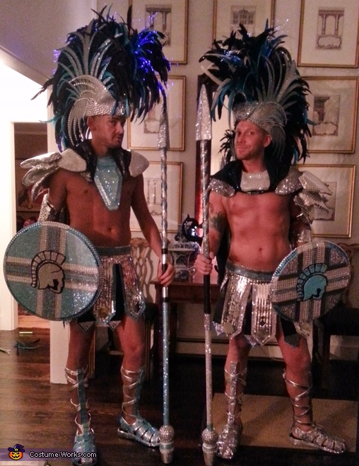 Caesar's Palace Soldiers Costume