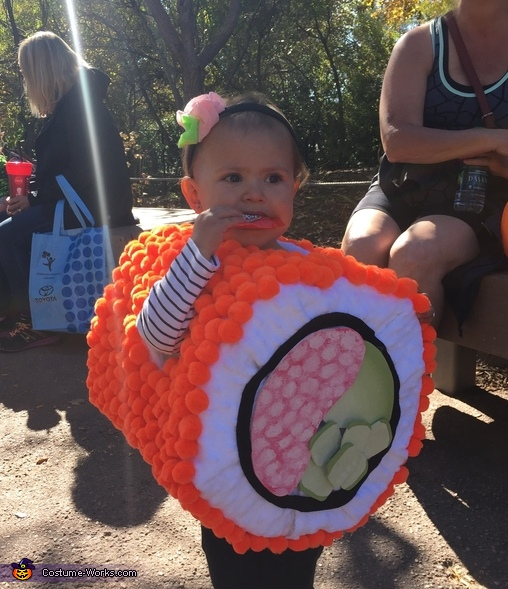 California Roll Costume