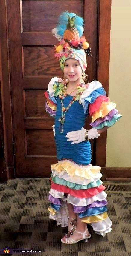 Calypso Dancer Costume