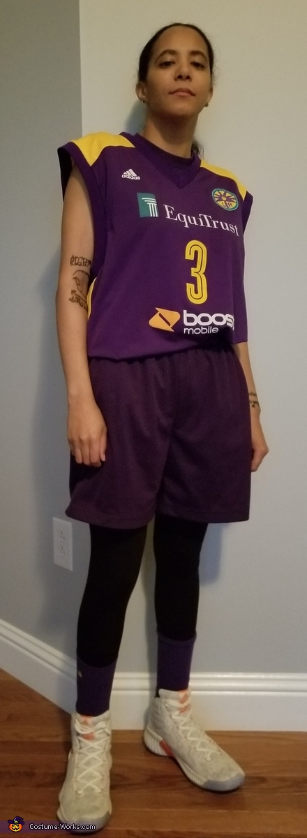 Candace Parker Costume